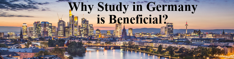 why study in germany is beneficial